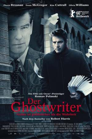Poster: Der Ghostwriter