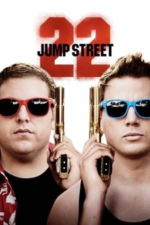 Poster: 22 Jump Street