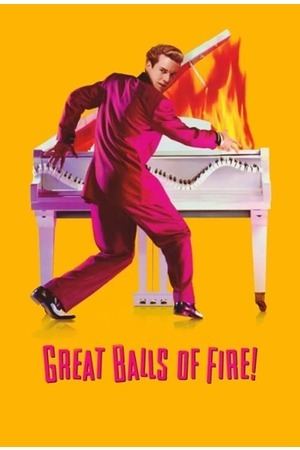 Poster: Great Balls of Fire!