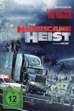 Poster: The Hurricane Heist