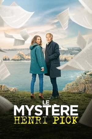 Poster: Der geheime Roman des Monsieur Pick
