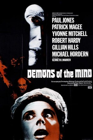 Poster: Dämonen der Seele