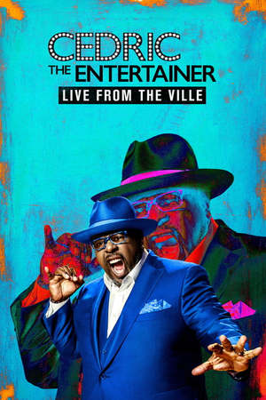 Poster: Cedric the Entertainer: Live from the Ville
