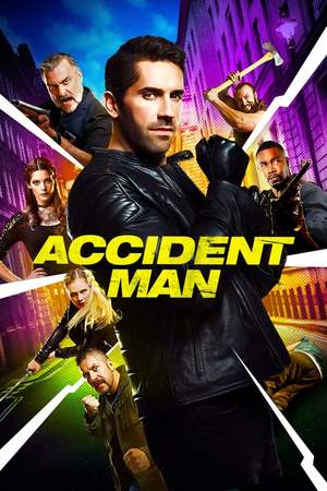 Poster: Accident Man