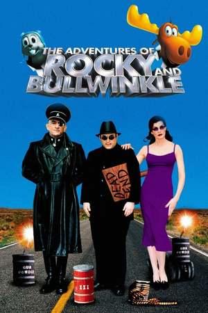 Poster: Die Abenteuer von Rocky und Bullwinkle