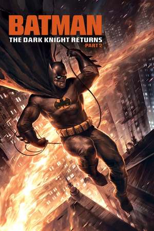 Poster: Batman: The Dark Knight Returns, Teil 2