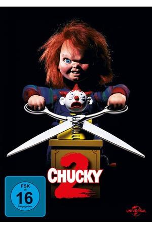 Poster: Chucky 2 - Die Mörderpuppe ist zurück