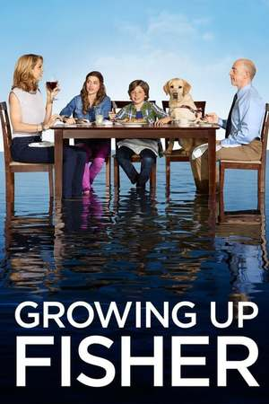 Poster: Growing Up Fisher