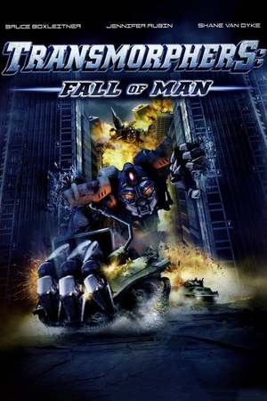 Poster: Transmorphers Fall of Man