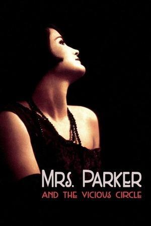 Poster: Mrs. Parker und ihr lasterhafter Kreis