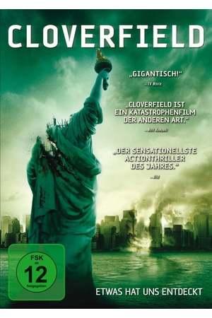 Poster: Cloverfield