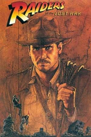 Poster: Jäger des verlorenen Schatzes