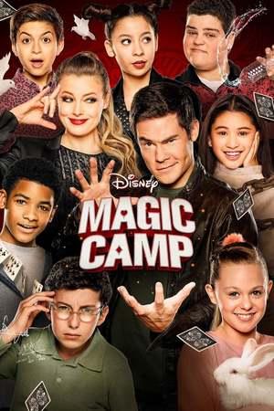 Poster: Magic Camp