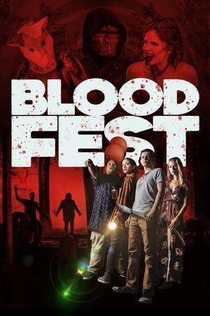 Poster: Blood Fest