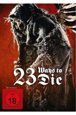 Poster: The ABCs of Death 2