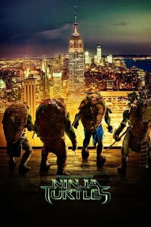 Poster: Teenage Mutant Ninja Turtles