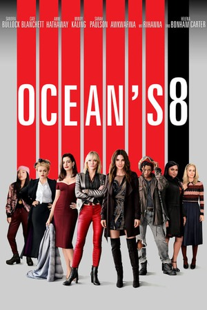 Poster: Ocean's 8