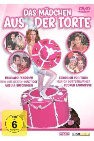 Poster: Das Mädchen aus der Torte