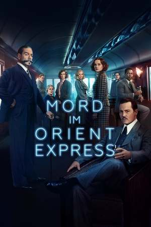 Poster: Mord im Orient Express