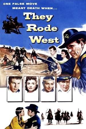Poster: Sie ritten nach Westen