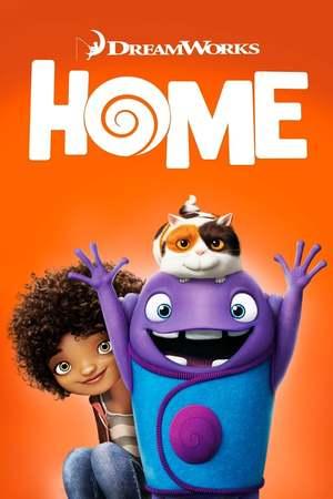 Poster: Home - Ein smektakulärer Trip