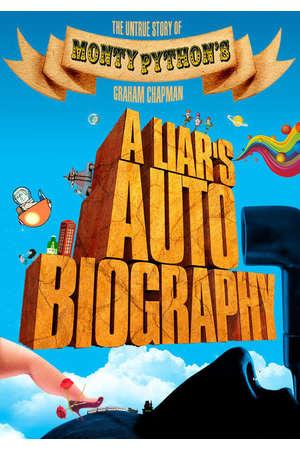 Poster: A Liar's Autobiography: The Untrue Story of Monty Python's Graham Chapman