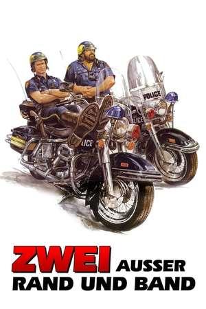 Poster: Zwei außer Rand und Band