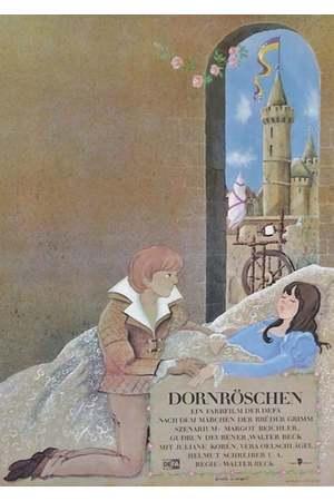 Poster: Dornröschen