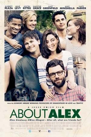 Poster: Alex - Eine Geschichte über Freundschaft