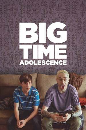 Poster: Big Time Adolescence