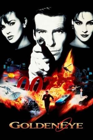 Poster: James Bond 007 - GoldenEye