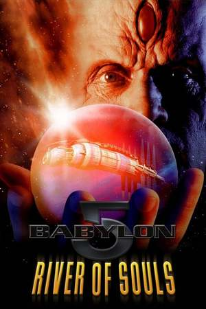 Poster: Spacecenter Babylon 5 - Der Fluss der Seelen
