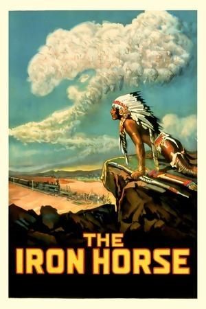 Poster: Das eiserne Pferd