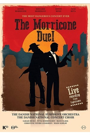 Poster: The Most Dangerous Concert Ever: The Morricone Duel