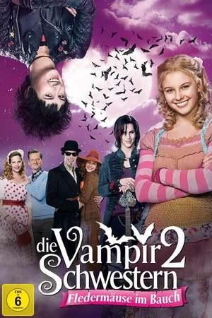 Poster: Die Vampirschwestern 2 - Fledermäuse im Bauch