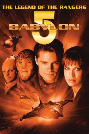 Poster: Spacecenter Babylon 5 - Legende der Ranger
