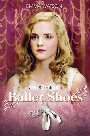 Poster: Ballet Shoes
