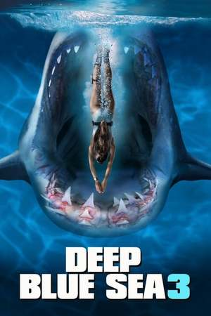 Poster: Deep Blue Sea 3
