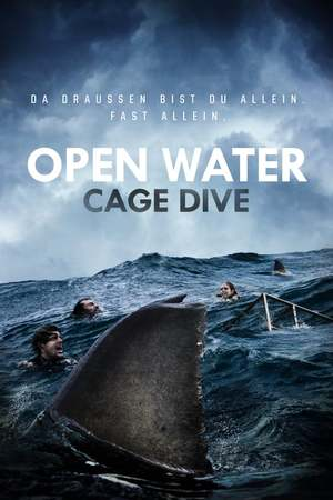 Poster: Open Water - Cage Dive
