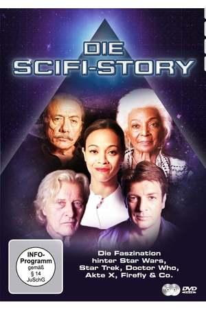 Poster: Die Scifi-Story