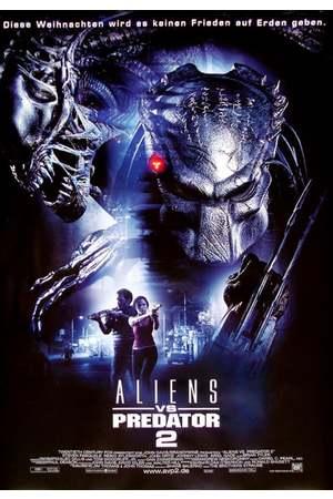 Poster: Aliens vs. Predator 2