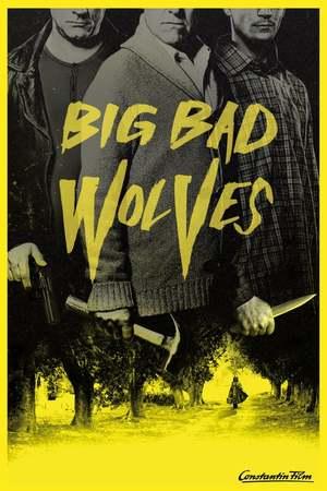 Poster: Big Bad Wolves