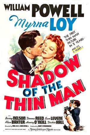 Poster: Der Schatten des dünnen Mannes