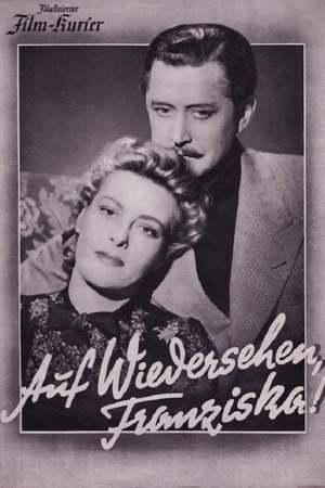Poster: Auf Wiedersehen, Franziska!