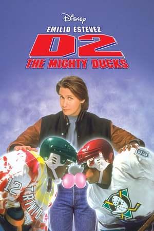 Poster: Mighty Ducks 2 - Das Superteam kehrt zurück