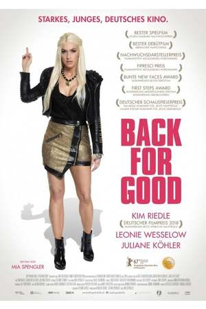 Poster: Back for Good