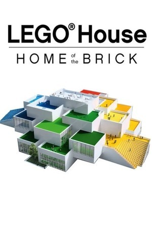 Poster: LEGO House:Home of the Brick
