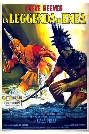 Poster: Äneas, Held von Troja