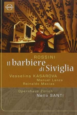 Poster: Il Barbiere di Siviglia