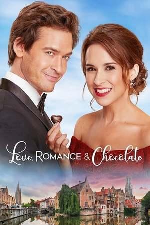 Poster: Love, Romance & Chocolate